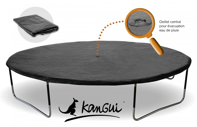 bache protection trampoline