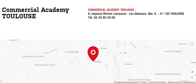 recrutement commercial toulouse