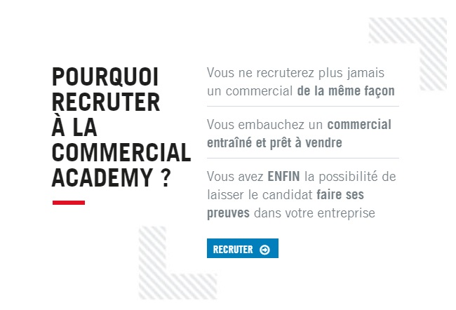 Emploi commercial rennes