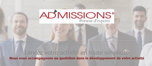 ad'mission
