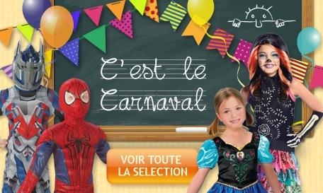 costume carnaval femme
