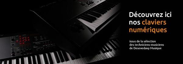 clavier numérique Yamaha P 45