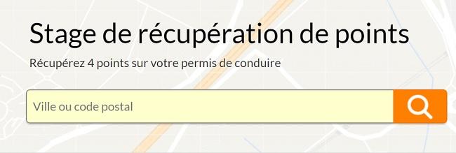 permis à points Angers