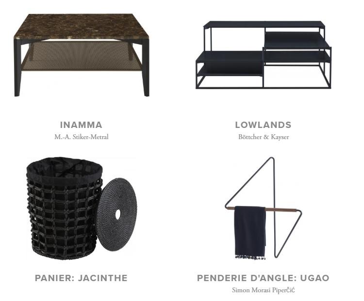 mobilier de luxe